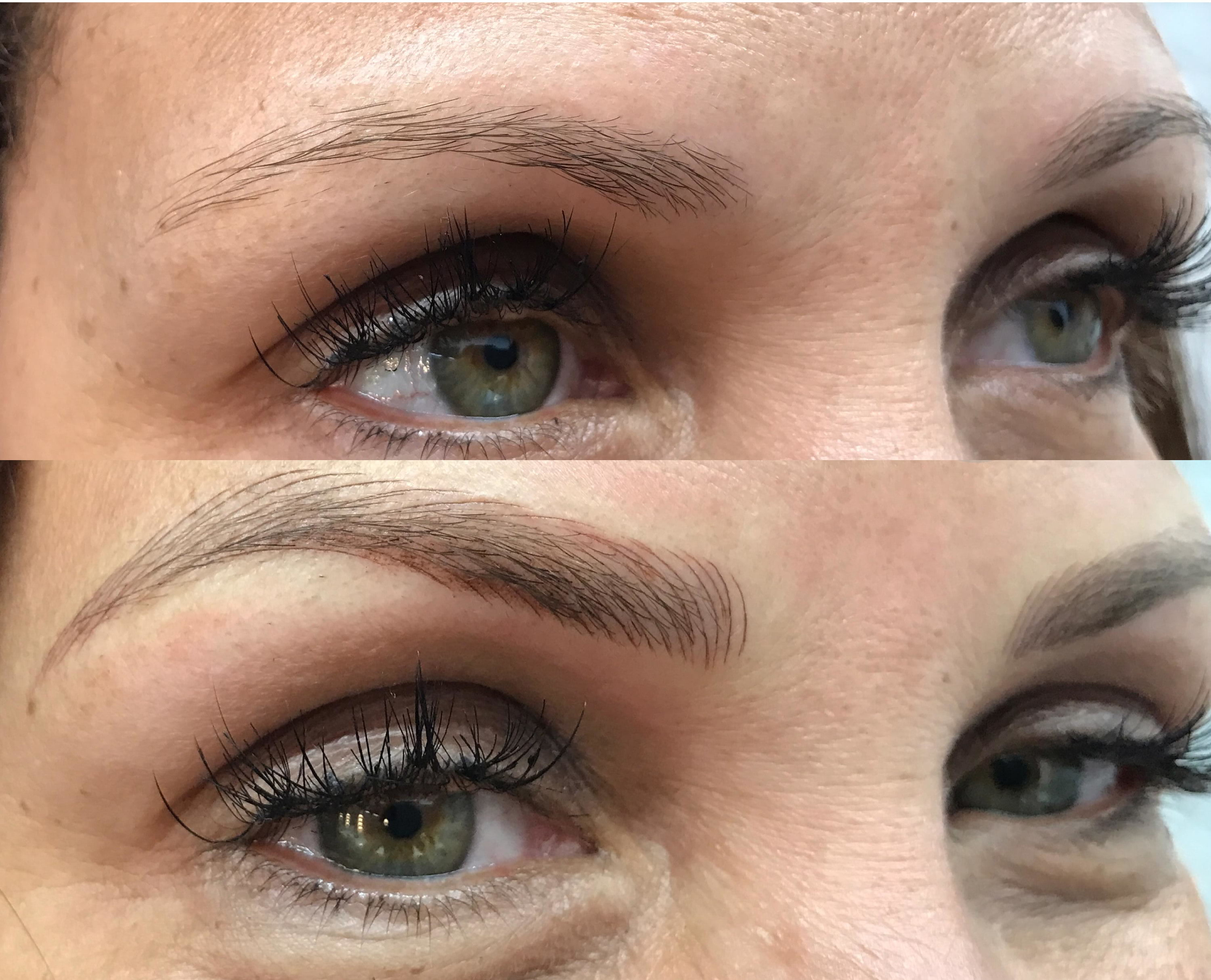 Microblading Client 7